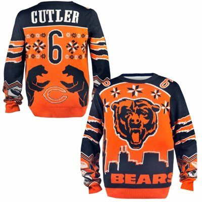 Chicago Bears Ugly Christmas Sweaters Holidays Nfl Chicago