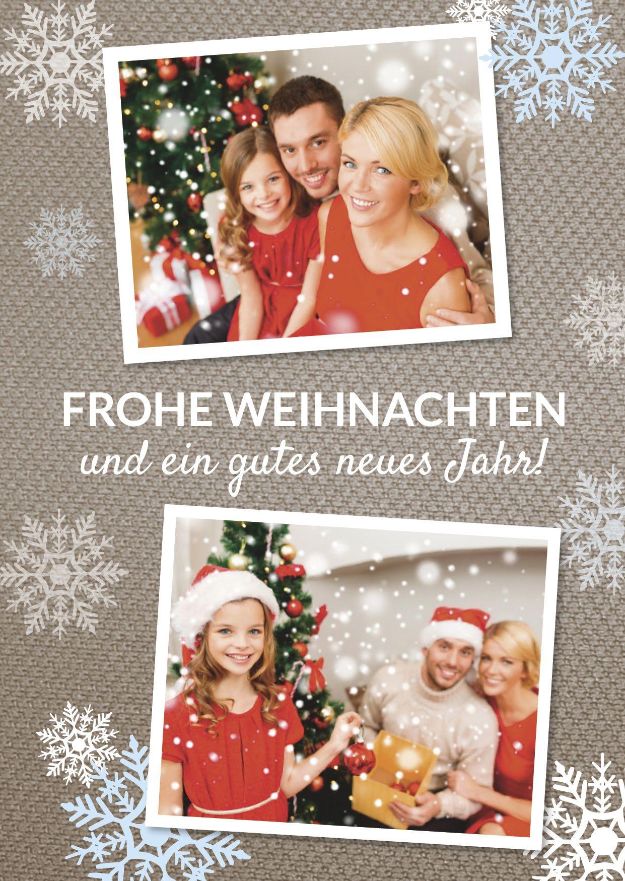 Persönliche Weihnachtskarten Foto.Wunderschöne Weihnachtskarte Für Die Ganze Familie Persönliche
