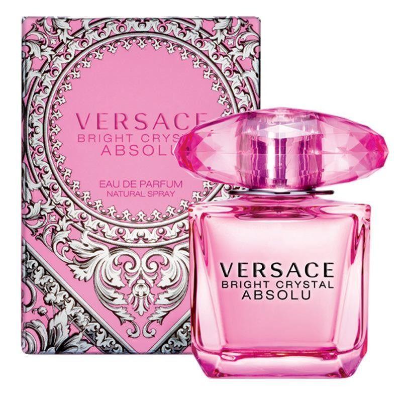 Perfume Versace Bright Crystal Absolu Mujer 3.4oz 100ml