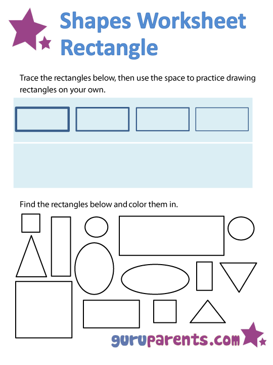 All Worksheets Rectangle Worksheets Printable Worksheets Guide – Rectangle Worksheet