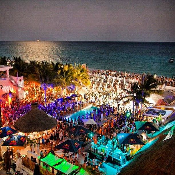 The bpm festival playa del carmen mexico for House music bpm
