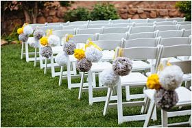 Lots of love, Susan: Wedding Color Inspiration: Yellow and Gray