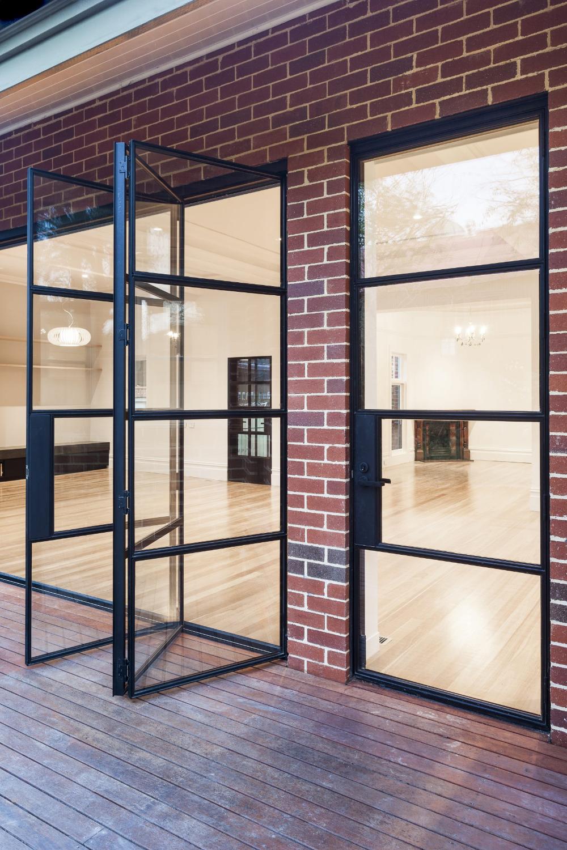 Canterbury Steel Doors And Windows Steel Doors Exterior