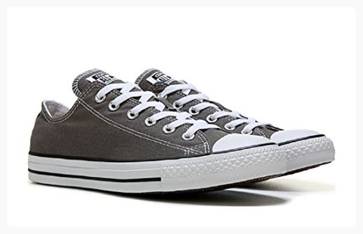 93e79c877520 Converse Unisex Chuck Taylor All Star Low Top Charcoal Sneakers - 10 B(M)  US Women   8 D(M) US Men ( Partner Link)