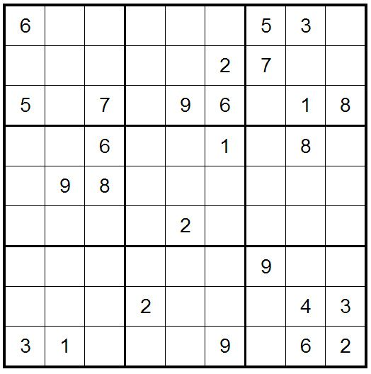 photograph regarding Difficult Sudoku Printable identify Pin as a result of Stay Sudoku Puzzles upon Every day Sudoku Sudoku puzzles
