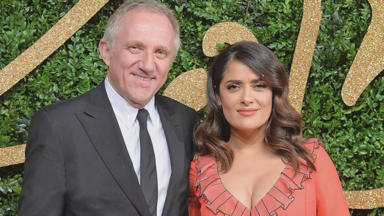 Exclusive: 'how To Be A Latin Lover' Stars Salma Hayek And Eugenio Derbez  Howtobealatinlover Picture Number 9