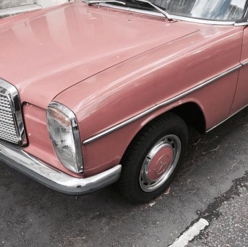 #pink #car #shine Pearl Pink Aesthetic