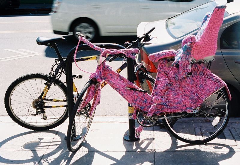 knittedbike