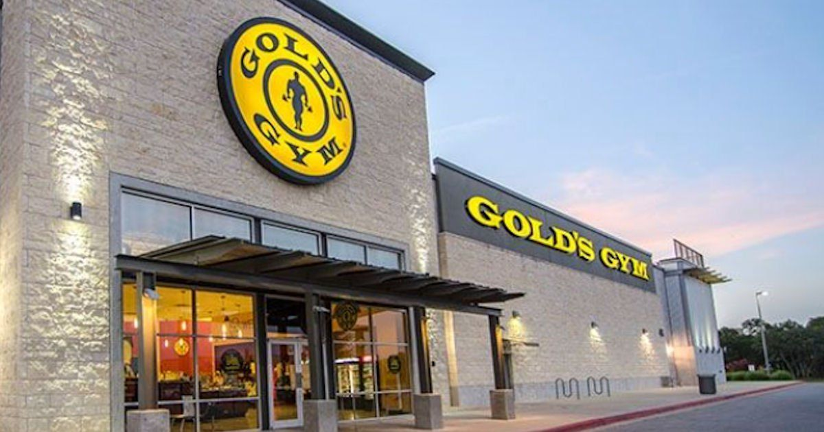 FREE Gold's Gym Guest Pass Workout for free at Gold's Gym