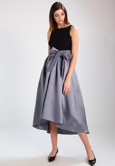 pretty nice 1b378 4cb37 Lauren Ralph Lauren ZANE - Abito da sera - steel/black ...