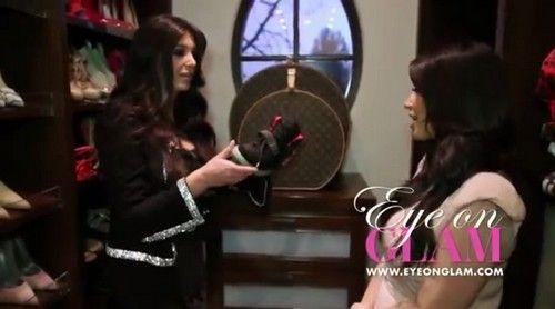 Closet Tour by Kim Kardashian | Closet Tours | Kim ...