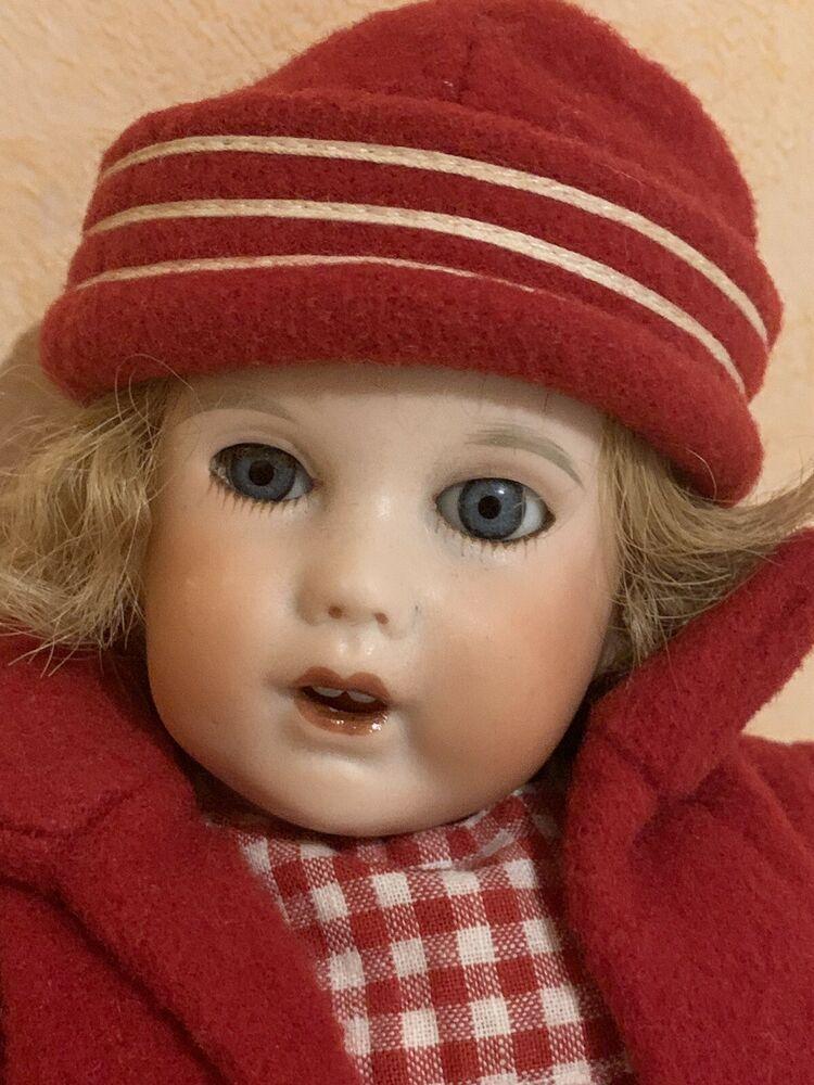 Les Meilleures Offres Pour Ancienne Poupee Caractere Bleuette Unis France 251 Tete Porcelaine 29 Cm Gl Sont Sur Ebay Co Antique Dolls Vintage Dolls Old Dolls