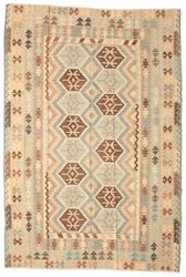 Kelim Afghan Old style-matto NAJ1581
