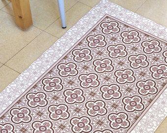 Can you tile over linoleum floating vinyl plank flooring over