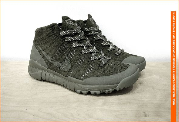 online store 6e1d5 39540 NIKE-TZ-FLYKNIT-TRAINER-CHUKKA-SFB-SP. Unreal.