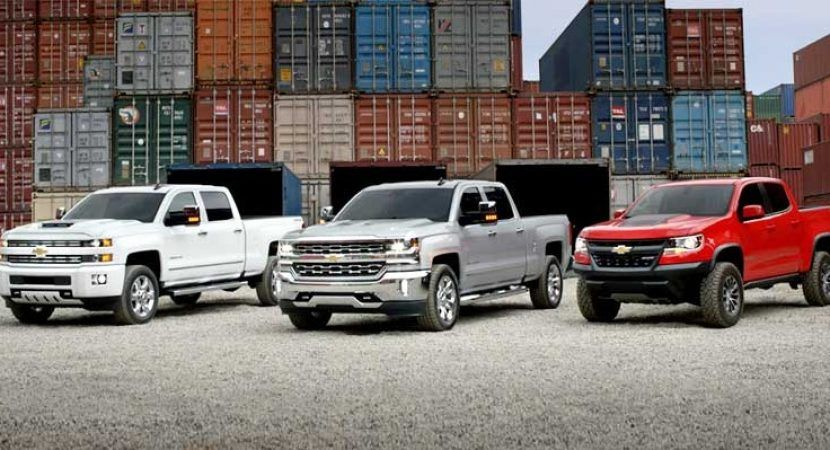 2019 Chevy Trucks Best With Offer At Westside Chevrolet