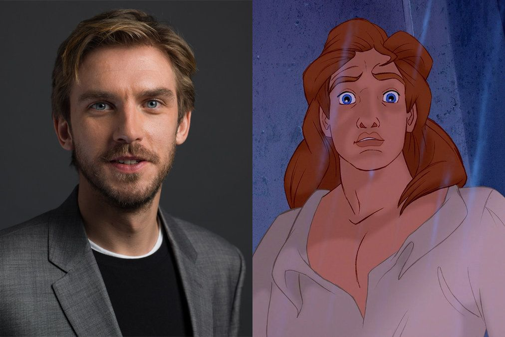 Meet the cast of Disney's live-action 'Beauty and the Beast'