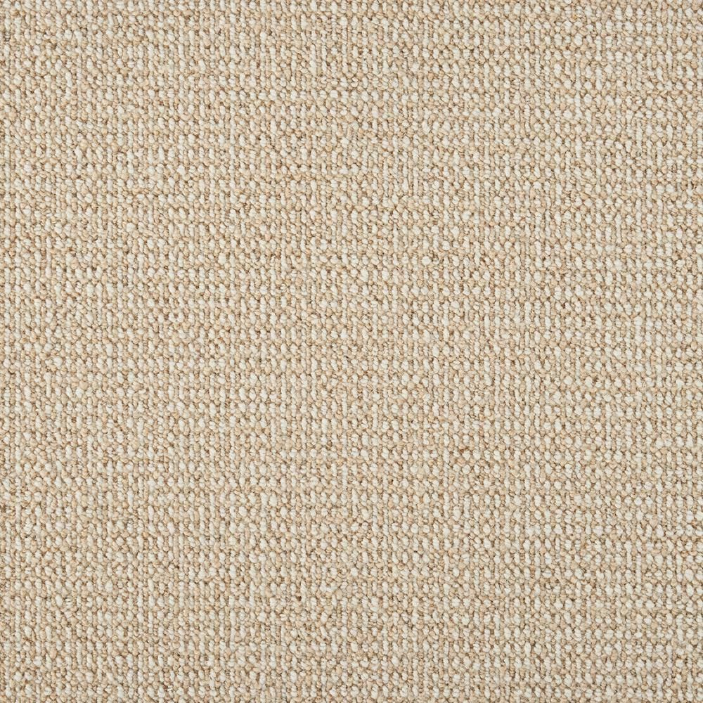 Natural Harmony Sand Harbor Color Flax Ivory Loop 12 Ft Carpet 068736 The Home Depot Carpet Natural Rug Stair Runner