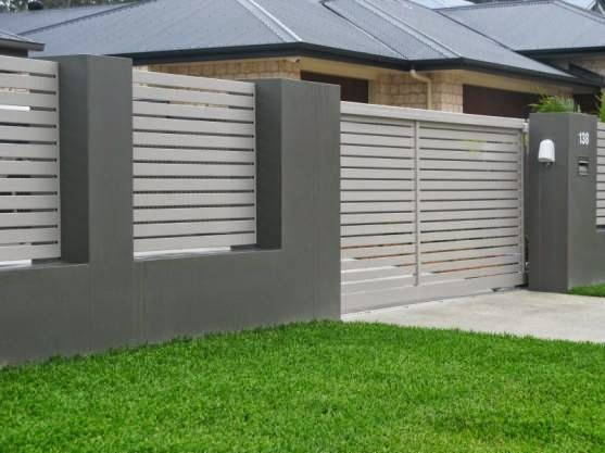 Ideas Sobre Cercos Decorativos De Madera Para La Casa Rejas Para Casas Cercas De Casas Ideas Para Cercas