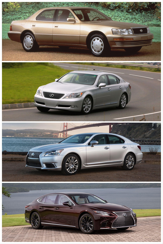 The Lexus Ls History Generations Specifications In 2020 Lexus Ls Lexus Lexus Models
