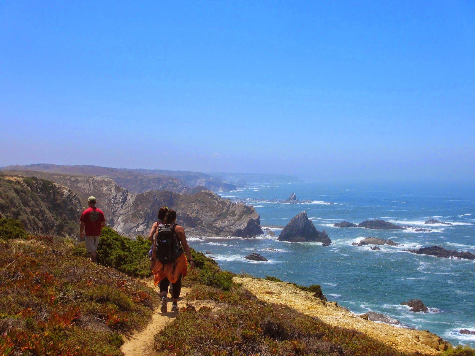 A costa alentejana é das regiões mais bonitas de Portugal e do mundo. Quem o diz…