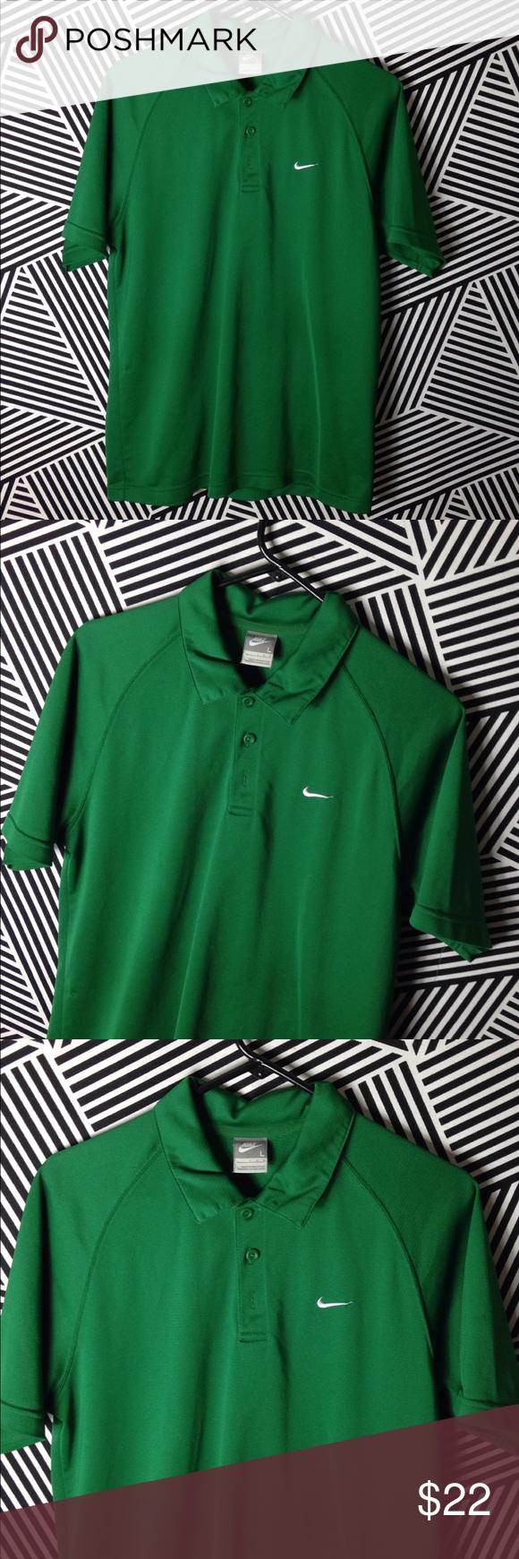 Vintage Nike Polo Golf Shirt Vintage Nike Golf Shirts Nike Polo