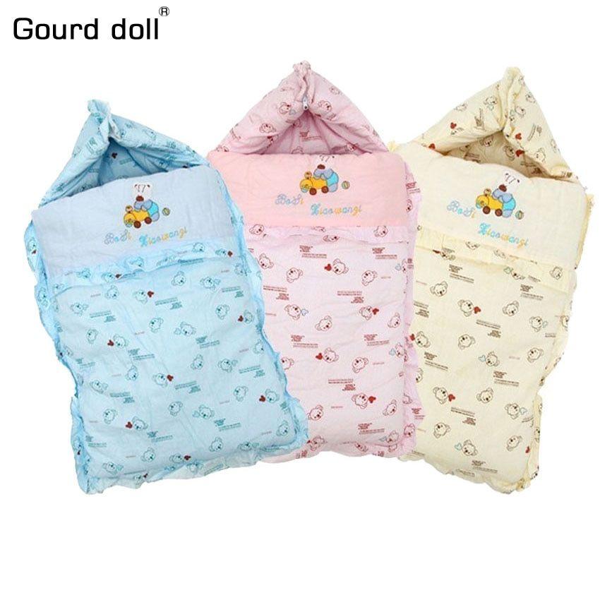 2016 Baby Oversized Sleeping Bags Winter As Envelope For Newborn Cocoon Wrap Sleepsack Sleeping Bag Baby As Blanket Swaddling Kid Shop Global Kids Baby In 2020 Newborn
