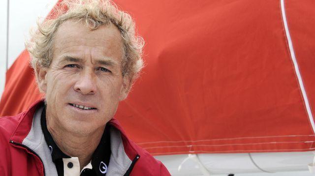 """Régionales en Bretagne: appelé par Le Drian, le skipper Roland Jourdain est """"tombé de sa chaise"""""""