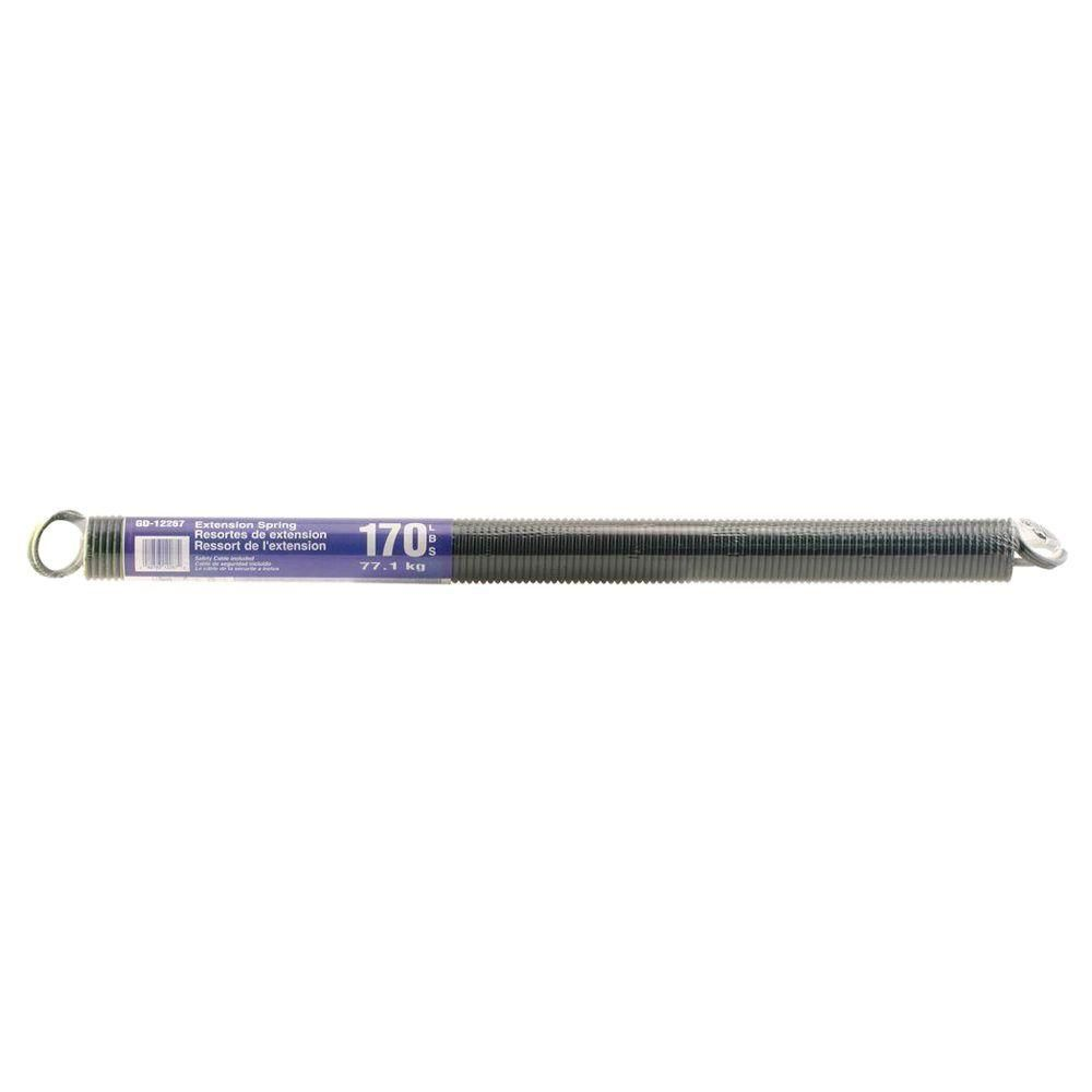 PrimeLine Sectional Door Extension Spring, with 25 in