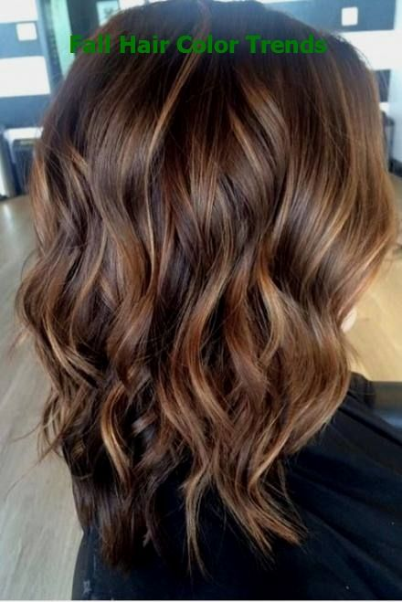 Best Hair Color Ideas For Brunettes Curly Ombre… #fallhaircolorforbrunettes