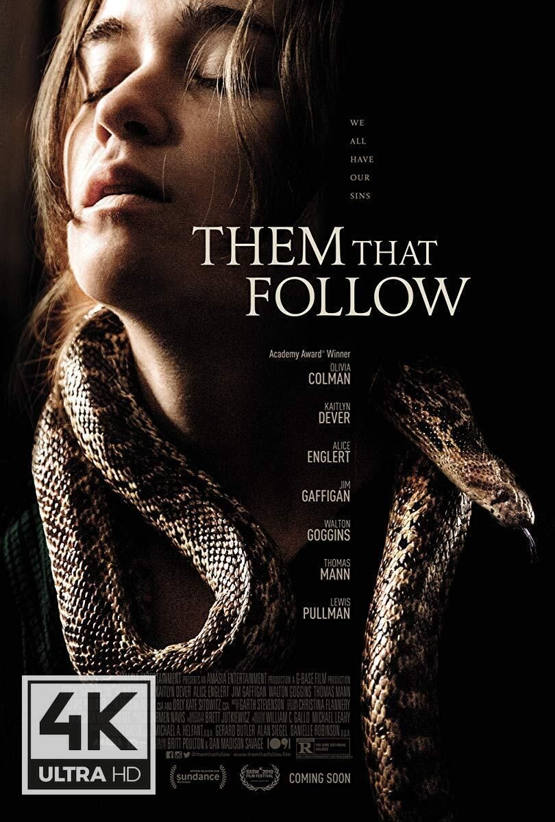 4K Ultra HD Them That Follow (2019) Watch & Download Them That ...