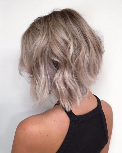 30 Best Short Hairstyles For Thin Hair To Look Cute In 2020 Short Thin Hair Bobs For Thin Hair Hairstyles For Thin Hair