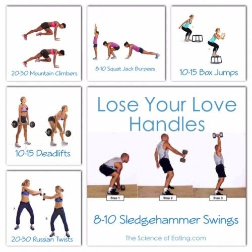 Try these obliquetargeting exercises to lose your loveOblique Exercises With Weights