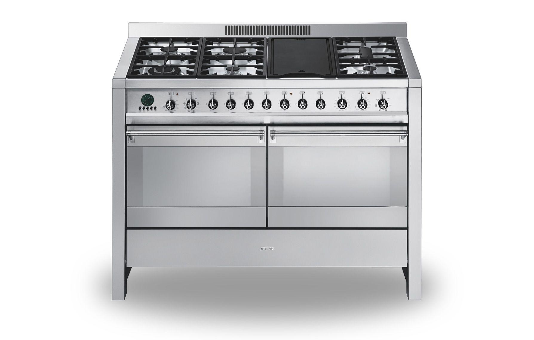 Freestanding Range Cookers Uk Part - 45: Smeg A4 Opera 120 Range Cookers   Rangecookers.co.uk Cooker Of Dreams