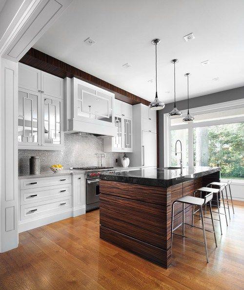 Mirrored Upper Kitchen Cabinet Doors Double Door Upper Cabinet White Finish Shaker Kitchen Mirrored Upper Kitchen Design Upper Kitchen Cabinets Kitchen Marble