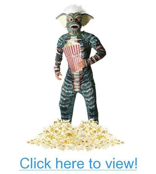 GREMLINS STRIPE 80\u0027S FILM GENTS MEN\u0027S ADULTS FANCY DRESS PARTY - mens halloween costume ideas 2013