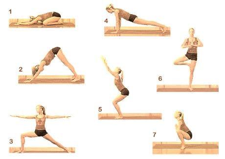 Un poco de yoga para relajar nuestro cuerpo y nuestra mente nos ayudar a desconectar del duro y - Relajar cuerpo y mente ...
