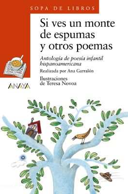 Antología de poemas unos divertidos, otros tristes, todos llenos de ritmo y musicalidad,de diiversos poetas hispanoamericanos.