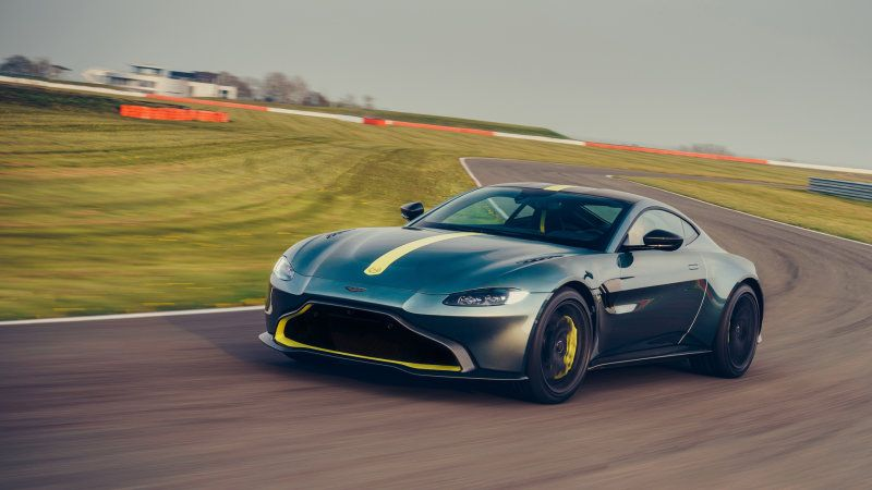 2020 Aston Martin Vantage Amr First Drive Review What S New Manual Transmission Driving Impression Aston Martin Vantage Aston Martin Aston