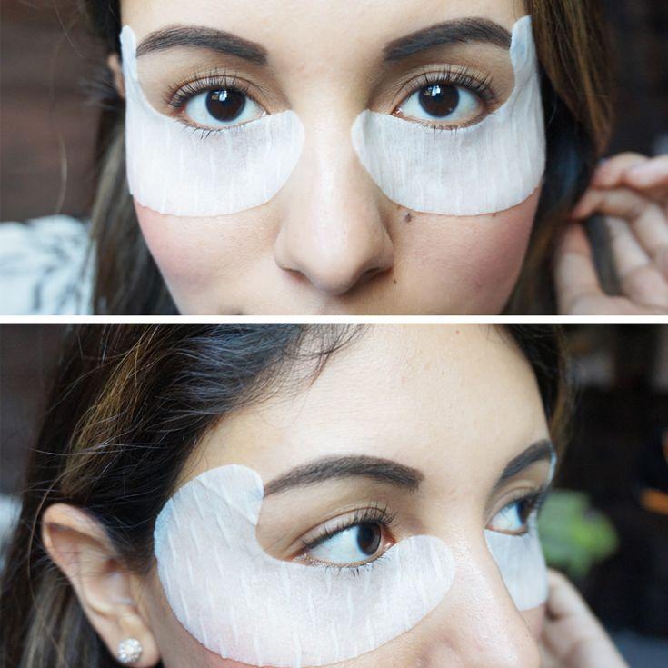 eliminar lineas debajo de los ojos