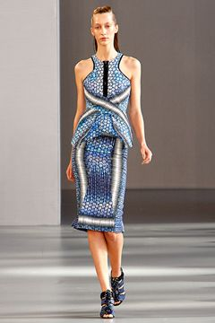 Thinking about the ss12 Peter Pilotto collection keeps me awake at night! Yum.