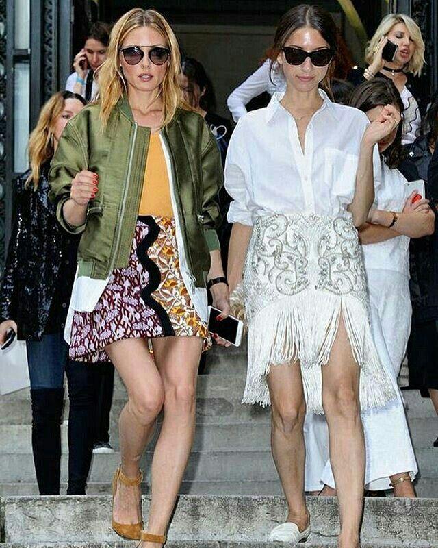 Paris FW SS15 Street Style: Candela Novembre | Fashion