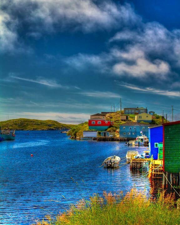 Newfoundland - one of the few provinces I haven't made it to. Yet!