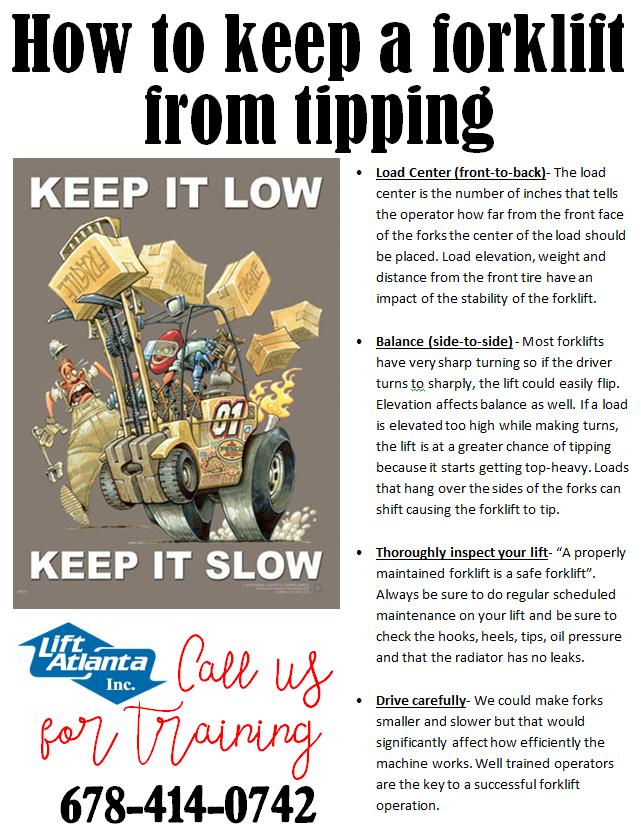 Pin By Lift Atlanta Inc On Forklift Training Program Pinterest