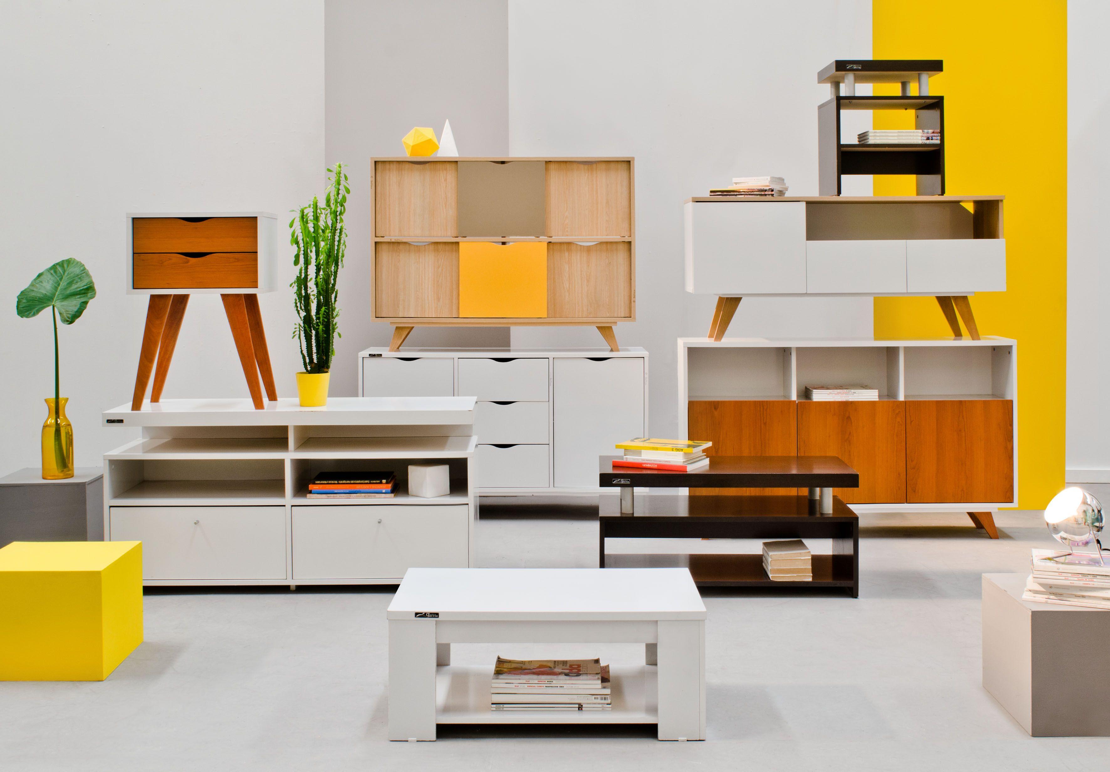 Línea Escandinava #Muebles #Easy #Decoracion | Muebles de Interior ...