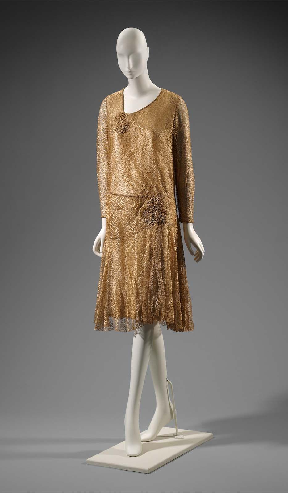 Dress - 1930s - American | Yesteryear Fashions - 1 | Pinterest