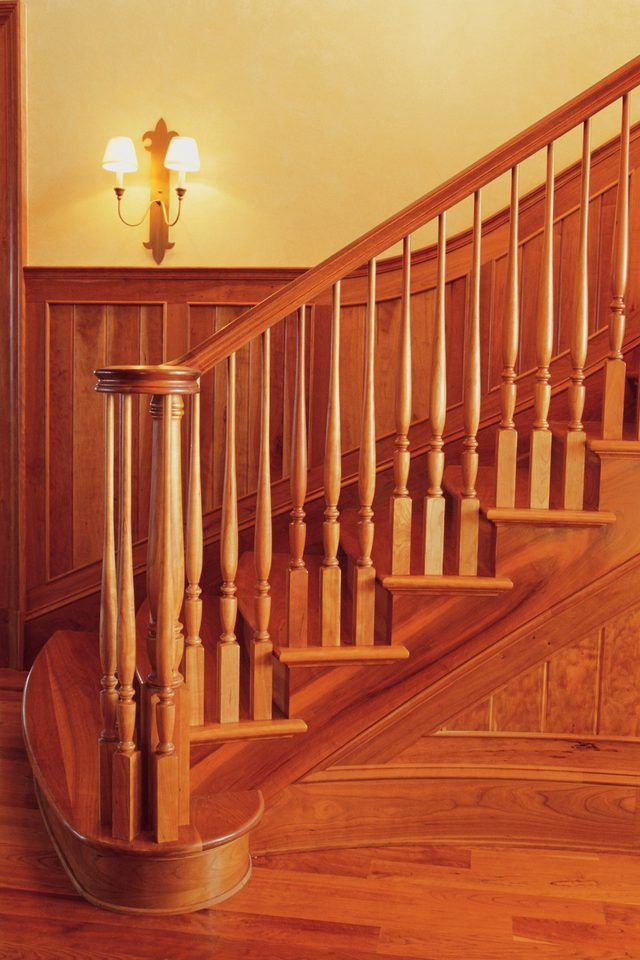 How To Tighten A Loose Wood Banister Baluster