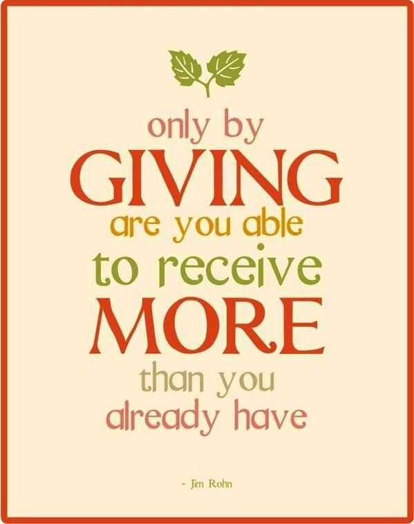 Image result for after christmas  giving quotes