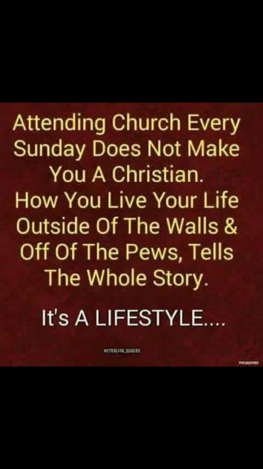 Dont Feel Bad If You Dont Go To Church Every Sunday God Jesus