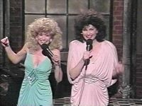 SNL's Sweeney Sisters    clang, clang, clang went the